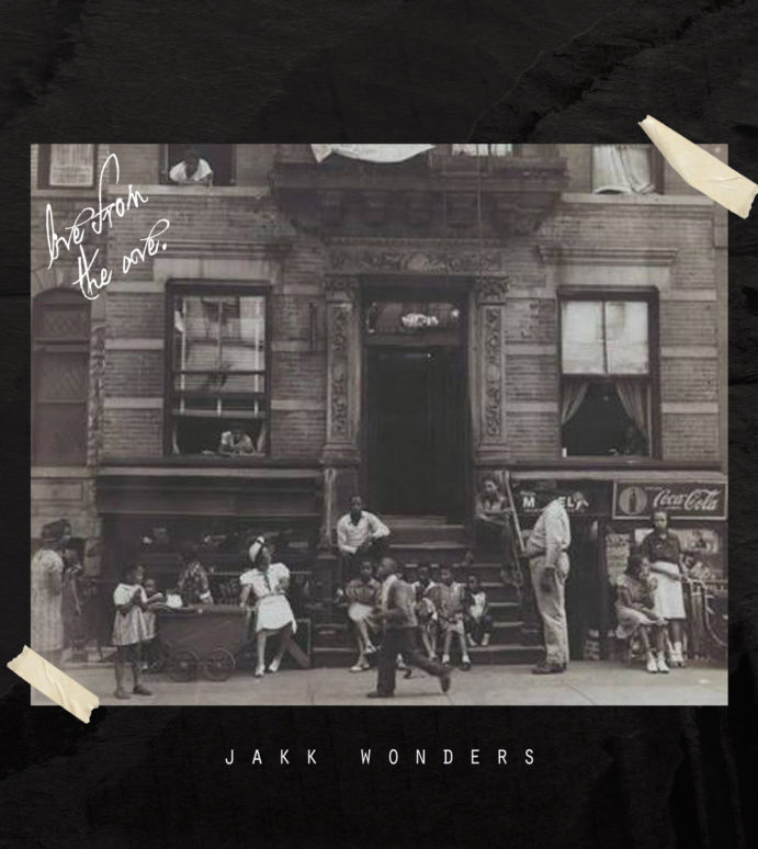 "Jakk Wonders – ""Live From The Avenue"" (Instrumental Album)"